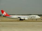 LX-VCE, Boeing 747-8F(SCD), Cargolux