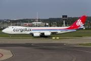 LX-VCF, Boeing 747-8F(SCD), Cargolux