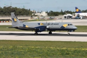 LX-WAT, British Aerospace ATPF, West Air Europe