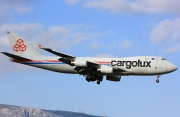 LX-WCV, Boeing 747-400F(SCD), Cargolux