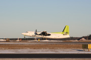 LY-BAO, Fokker 50, Air Baltic