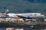LY-FLC, Boeing 737-300, Small Planet Airlines