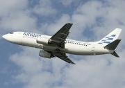LY-GGC, Boeing 737-300, Ellinair