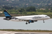 LY-ONJ, Airbus A320-200, Afriqiyah Airways
