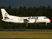 LY-RUN, Saab 340-A, Danish Air Transport