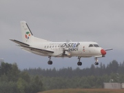 LY-RUS, Saab 340-A, Danish Air Transport