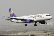 LY-SPG, Airbus A320-200, Small Planet Airlines
