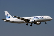 LY-VEX, Airbus A320-200, Avion Express Italia