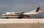 LZ-BAC, Antonov An-12-B, Balkan - Bulgarian Airlines