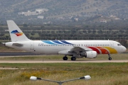 LZ-BHC, Airbus A320-200, Untitled