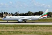 LZ-BUR, Embraer ERJ 190-100STD (Embraer 190), Bulgaria Air