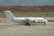 LZ-HBC, British Aerospace BAe 146-200, Hemus Air