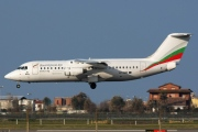 LZ-HBE, British Aerospace BAe 146-300, Bulgaria Air