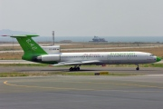 LZ-LCQ, Tupolev Tu-154M, Bulgarian Air Charter