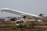 LZ-LDT, McDonnell Douglas MD-82, Bulgarian Air Charter