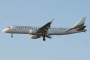 LZ-SOF, Embraer ERJ 190-100AR (Embraer 190), Bulgaria Air