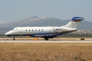 M-BFLY, Bombardier Challenger 300BD-100, Private