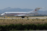 M-CCCP, Bombardier Global 5000, Private