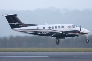 M-CDZT, Beechcraft B200 King Air, BAe Systems