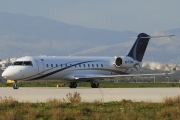 M-FZMH, Bombardier Challenger 850, Private