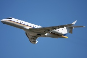 M-JANP, Bombardier Global 5000, Private