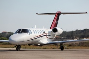 M-UPCO, Cessna 525-B Citation CJ3, Private