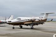 M-UTIN, Pilatus PC-12-45, Private