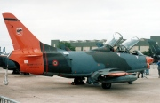 MM54396, Fiat G.91T-1, Italian Air Force