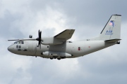 MM62215, Alenia C-27J Spartan, Italian Air Force