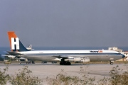 N108BV, Boeing 707-300C, Heavy Lift Cargo Airlines