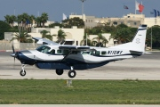 N110WY, Cessna 208-B Grand Caravan, Private