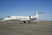 N119FM, Gulfstream IV-SP, Private