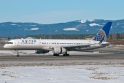 N12116, Boeing 757-200, United Airlines