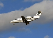 N1329G, Cessna 525 CitationJet CJ1, Private