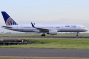 N14106, Boeing 757-200, United Airlines
