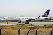 N14107, Boeing 757-200ER, Continental Airlines