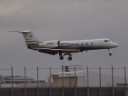 N142HC, Gulfstream G450, Private