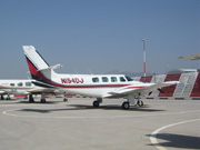 N154DJ, Cessna 303-T Crusader, Private