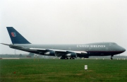 N159UA, Boeing 747-200B, United Airlines