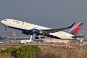 N1612T, Boeing 767-300ER, Delta Air Lines