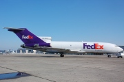 N166FE, Boeing 727-100QF, Federal Express (FedEx)