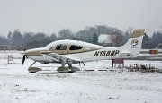 N168MP, Cirrus SR22, Private