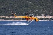 N173AC, Sikorsky S-64-Skycrane, Erickson Air-Crane