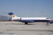N18TM, Bombardier Global Express, Private