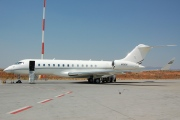 N190H, Bombardier Global Express, Private
