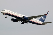 N206UW, Boeing 757-200, US Airways