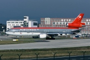N232NW, McDonnell Douglas DC-10-30, Northwest Airlines