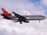 N234NW, McDonnell Douglas DC-10-30, Northwest Airlines