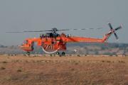 N243AC, Sikorsky S-64-Skycrane, Erickson Air-Crane