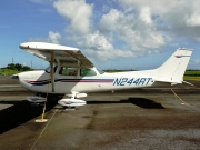 N244RT, Cessna 172M Skyhawk, Private